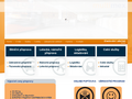 Náhled webu Multimex spedition