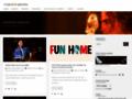 Náhled webu Musical-opereta