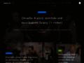 Náhled webu Český muzikálový server