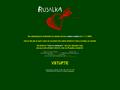 Náhled webu Rusalka