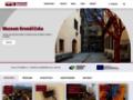 Náhled webu Muzeum Kroměřížska