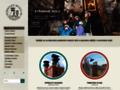 Náhled webu Hornické muzeum Příbram