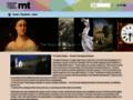 Náhled webu Regionální muzeum v Teplicích