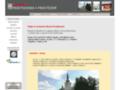 Náhled webu Muzeum Prostějovska