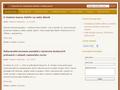 Náhled webu Muzeum Dr. Bohuslava Horáka v Rokycanech