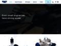 Náhled webu MVVS s. r. o.