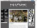 Náhled webu Mystic Skates