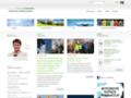 Náhled webu Ministerstvo životního prostředí: Ovzduší
