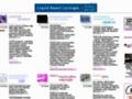 Náhled webu Nádory: prostata, varlata, prsa, ledviny