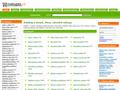 Náhled webu Katalog e-shopů