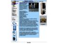 Náhled webu Nápojové automaty