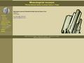 Náhled webu Mineralogické muzeum PřF UK v Praze
