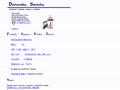 Náhled webu Separační metody