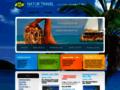 Náhled webu CK NaturTravel