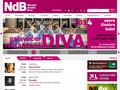 Náhled webu Národní divadlo v Brně