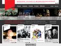 Náhled webu NDM Ostrava