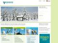 Náhled webu Euroregion Nisa