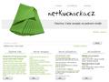 Náhled webu NetKuchařka