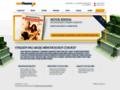 Náhled webu Next Finance, s.r.o.