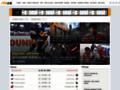 Náhled webu NHL.cz