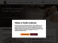 Náhled webu Notářská komora České republiky
