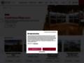 Náhled webu Knihovna Národního muzea