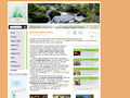 Náhled webu Novohradské hory