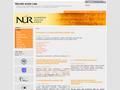 Náhled webu Národní účetní rada