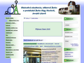 Náhled webu Obchodní akademie, Obchodní škola a Praktická škola