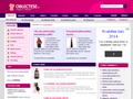 Náhled webu Oblečení a móda