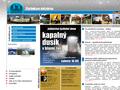 Náhled webu Štefánikova hvězdárna