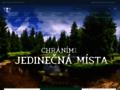 Náhled webu Agentura ochrany přírody a krajiny České republiky (AOPK ČR)