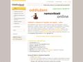 Náhled webu Oddlužení-online