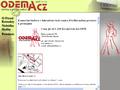 Náhled webu Odema CZ s.r.o.