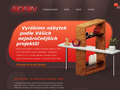 Náhled webu Odrin CZ