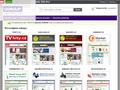 Náhled webu Recenze TV produktů a TV shopů