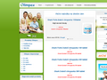 Náhled webu Olimpex