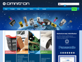 Náhled webu Omnitron s.r.o.