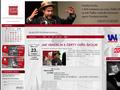 Náhled webu Severočeské divadlo opery a baletu Ústí nad Labem