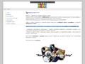 Náhled webu Organizace na podporu integrace menšin (OPIM)