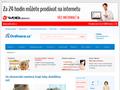 Náhled webu Ordinace.cz