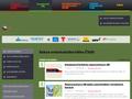 Náhled webu Český svaz orientačního běhu