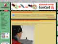 Náhled webu Czech orienteering