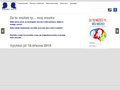 Náhled webu Akademie Dr. Orlity