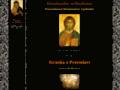 Náhled webu Křesťanská orthodoxie - Pravoslavné křesťanství východní