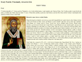 Náhled webu Sv. Patrik