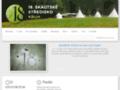 Náhled webu 18. skautské středisko KRUH