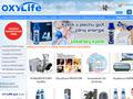 Náhled webu OXY Life