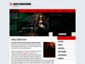 Náhled webu Osbourne, Ozzy