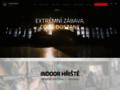 Náhled webu Paintball Club Brno